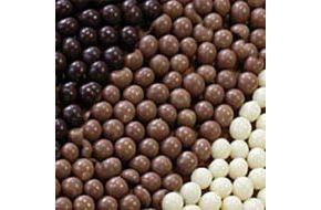 шарики из шоколада